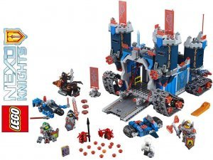C'era una volta: Lego Nexo Knights