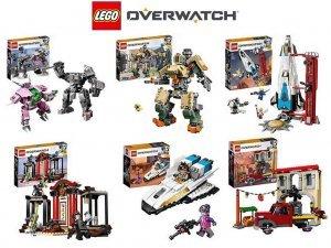 Lego Overwatch: tutti i set e le novità