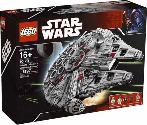LEGO 10179 - Ultimate Collector's Millennium Falcon
