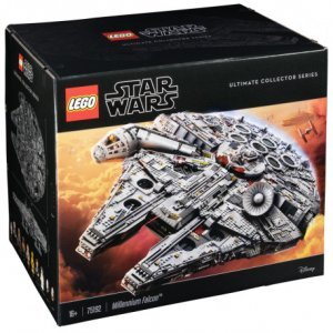LEGO Star Wars 75192 Millennium Falcon review